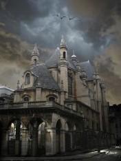Oratoire du Louvre vu par Vazimolo